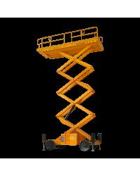 Ножничный дизельный подъемник Haulotte H15 SXL