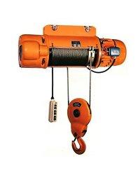 Тельфер - таль электрическая канатная CD1 5т 6м