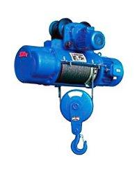 Тельфер - таль электрическая канатная MD1 1т 12м