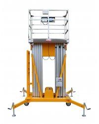 Подъемник двухмачтовый GTWY 6-200S (AC&DC, 200 кг, высота подъема 6 м) SMART