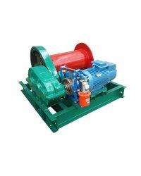 Лебедка электрическая TOR ЛМ (JM) г/п 5,0 тн Н=250 м (б/каната)
