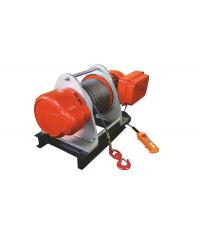 Лебедка электрическая TOR KDJ 1,0 т 100 м 380V