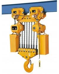 Таль электрическая цепная TOR ТЭЦП (HHBD10-04T) 10,0 т 12 м 380В