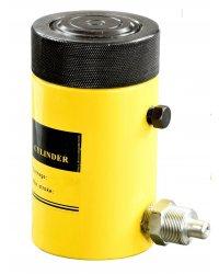 Домкрат гидравлический TOR HHYG-50050LS (ДГ500П50Г), 500т с фиксирующей гайкой