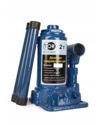 Домкрат гидравлический TOR ДГ-2 г/п 2,0 т (в пластиковом кейсе)