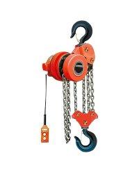 Таль электрическая цепная TOR ТЭШ (DHP) 3,0 т 6 м