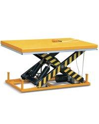 Стол подъемный стационарный TOR HW1006 г/п 1000кг, подъем 240-1300mm