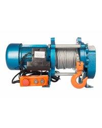 Лебедка TOR ЛЭК-500 E21 (KCD) 500 кг, 220 В с канатом 30 м