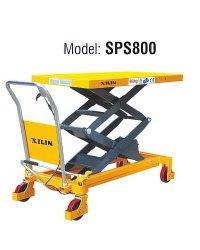 Стол подъемный передвижной XILIN г/п 800 кг 475-1500 мм SPS800