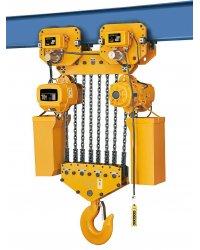Таль электрическая цепная TOR ТЭЦП (HHBD10-04T) 10,0 т 6 м 380В