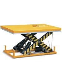 Стол подъемный стационарный TOR HW2006 г/п 2000кг, подъем 250-1300мм